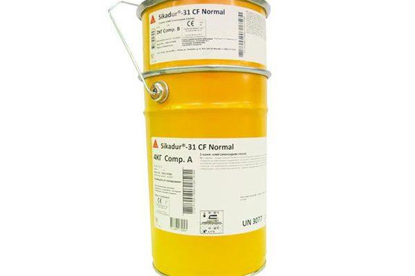 Эпоксидный клей для бетона Sika Sikadur-31 CF Normal 1,2кг.