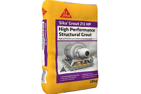 Ремонтный состав Sika SikaGrout 212, 25 кг.