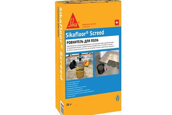 Стяжка для пола Sika Sikafloor-206 Screed, 25кг