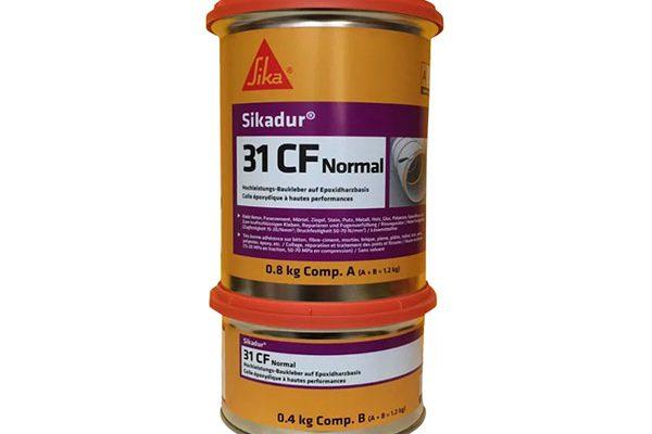 Эпоксидный клей для бетона Sika Sikadur-31 CF Normal 6кг.