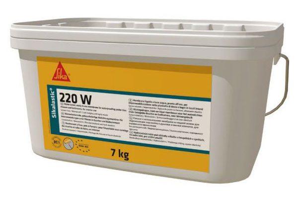 Гидроизоляция Sika Sikalastic 022 W, 7 кг.