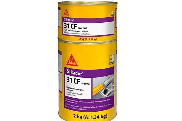 Эпоксидный клей для бетона Sika Sikadur-31 CF Normal 30кг.