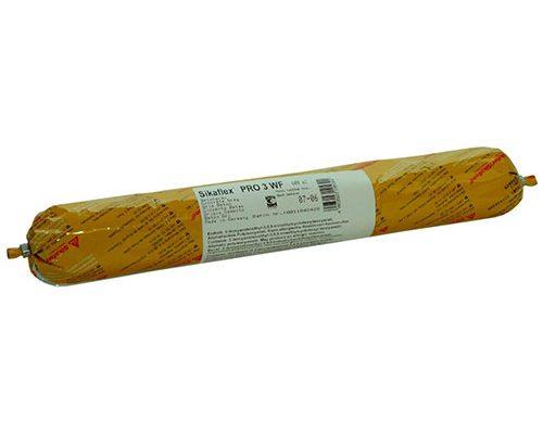 Герметик Sika SikaFlex PRO-3 полиуретановый, бетон 600мл