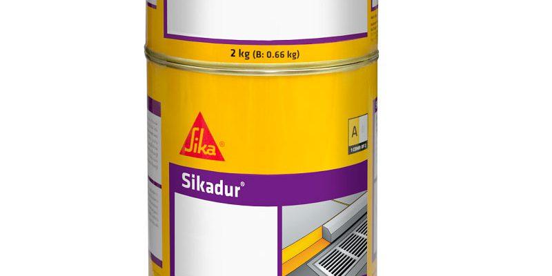 Состав подливочный Sika Sikadur-42 HE (A+B+2C) Система 24 кг